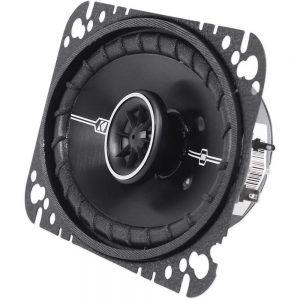 """Kicker DSC46 (41DSC46) 4"""" x 6"""" D-Series Coaxial 2-Way Car Speakers With 1/2"""" Tweeters"""