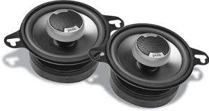Polk Audio DB351 3.5-Inch Coaxial Speakers (Pair, Black)