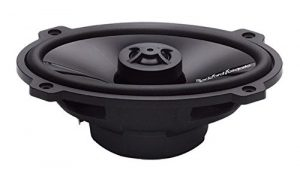 Rockford Fosgate Punch P1462 4 x 6-Inches Full Range Coaxial Speakers