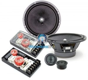 "165A1 SG - Focal 6.5"" 120 Watts 2-Way Component Speakers System"