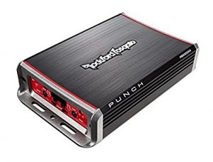 Rockford Fosgate PBR300X4 Punch BRT 300-Watt Ultra Compact 4-Channel Amplifier