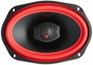 CERWIN VEGA V469 6-Inch x 9-Inch 500 Watts Max/100Watts RMS Power Handling 2-Way Coaxial Speaker Set