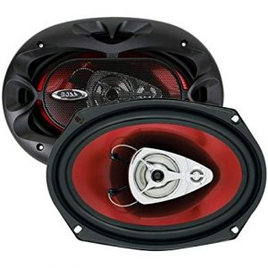 Car Speakers | BOSS Audio CH6930 400 Watt (Per Pair), 6 x 9 Inch, Full Range, 3 Way (Sold in Pairs)