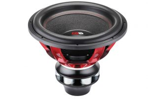 DS18 TM-SN18 Troublemaker 18-Inch SPL Competition Neodymium Magnets 5,000 Watts RMS 7,500 Watts Max Subwoofer, Set of 1