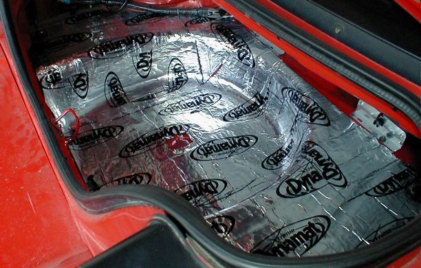 Dynamat And Alternative Sound Deadening Materials Review