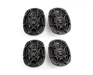 "New KICKER DS693 6x9"" 560W 3-Way Car Audio Coaxial Speakers Stereo 11DS693"