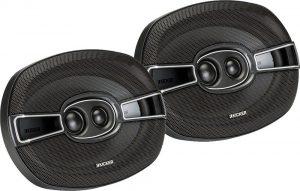 "New Kicker 41KSC6934 6x9"" 3-Way 300 Watt Car Audio Coaxial Speakers KSC693"