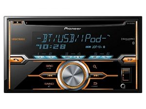 Pioneer FHX820BS DDIN/BT/SIRIUS/USB/AUX/MIXTRAX