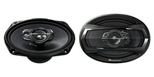 "Pioneer TS-A6975R 6"" x 9"" 3-Way TS Series Coaxial Car Speakers (Discontinued by Manufacturer)"