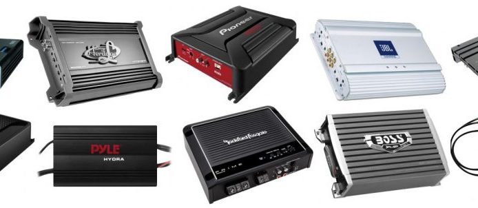 Car Amplifiers Archives - Your Car Stereo Choice