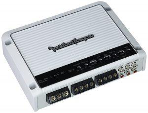 Rockford Fosgate M400-4D Marine Amplifier