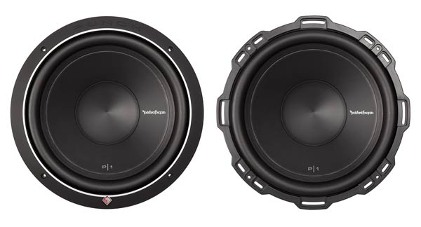 Rockford Fosgate P1 12 Inch Subwoofer