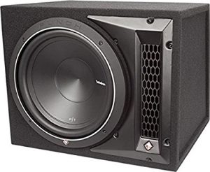 Rockford Fosgate P1-1X12 250 Watts Single Rms Subwoofer Enclosure
