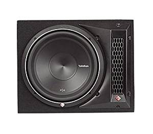 Rockford Fosgate P2-1X12 400 Watts Single Rms Subwoofer Enclosure