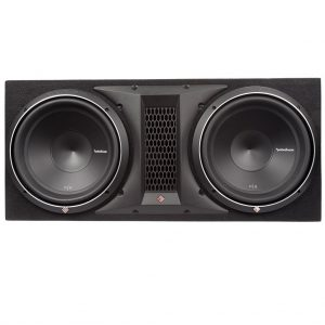 Rockford Fosgate P2-2X12 800 Watts Dual Rms Subwoofer Enclosure