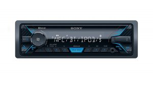 Sony DSXA400BT Digital Media Receiver with Bluetooth (Black)