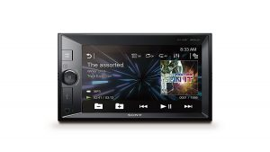 "Sony XAVV630BT 6.2"" Digital Media Receiver with Bluetooth (Black)"
