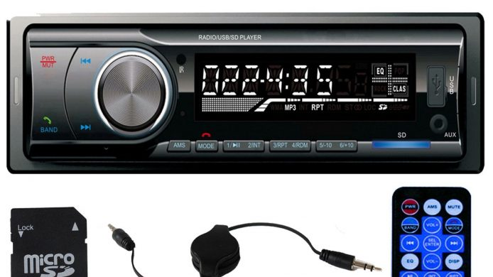 The Best Single DIN Head Units