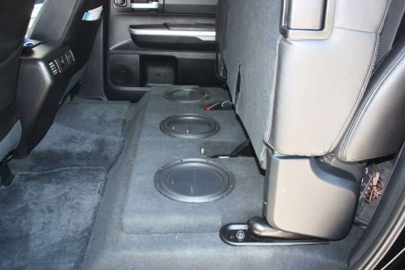 Top Of The Best Under Seat Subwoofers