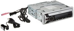 kenwood KMRD765BT Marine CD Receiver with Bluetooth